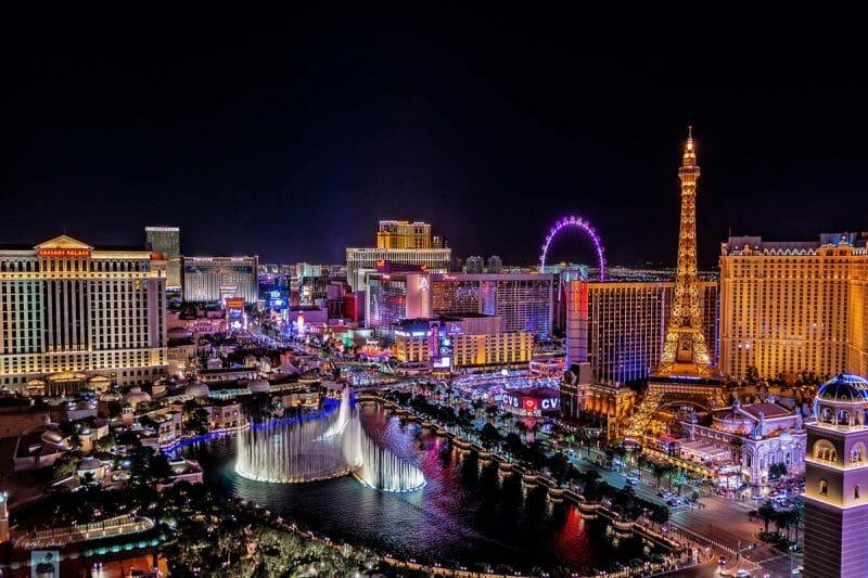 NHL-resor & biljetter Las Vegas Golden Knights