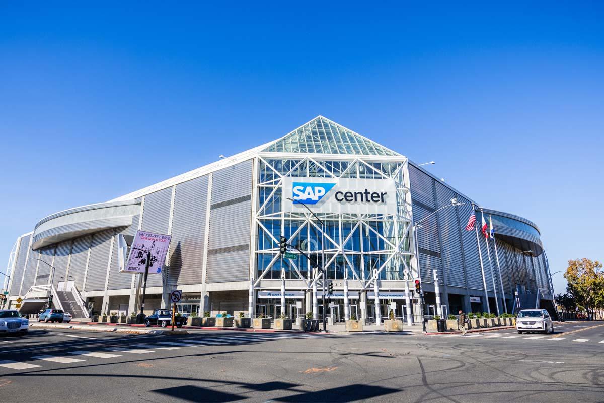 San Jose Sharks nhl-biljetter & resor