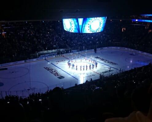New York Rangers biljetter